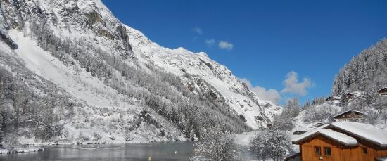 Chalet Chardons : brev lake