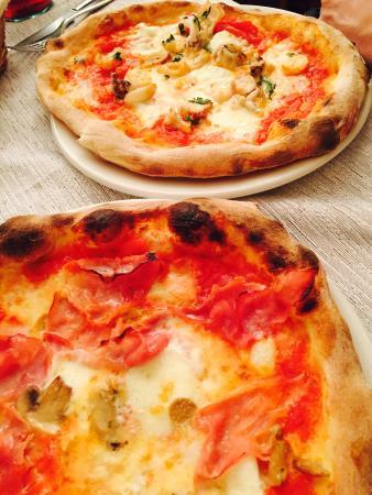 Pizzeria Trattoria Da Benito: Beste Pizza ever!