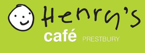 Prestbury, UK: Henry's Cafe