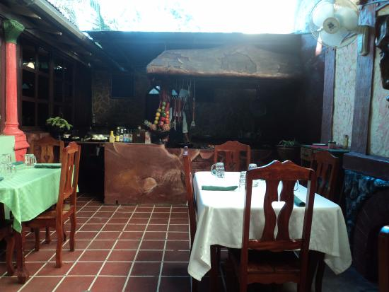 Restaurante Bar Parrillada San Jose: mooi restaurant