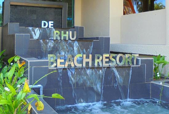 de rhu beach resort s entrance picture of de rhu beach resort rh tripadvisor com ph