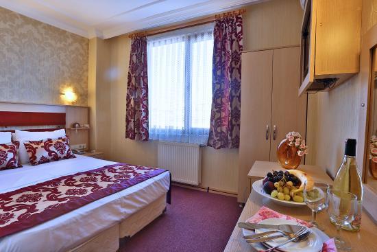 Malabadi Beyazit Hotel: STD DOUBLE ROOM