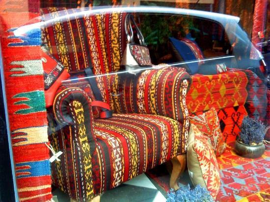 Kilim the Nomadic Rug