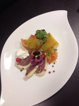 Les cinq sens vendays montalivet restaurant reviews - Cuisine des cinq sens ...