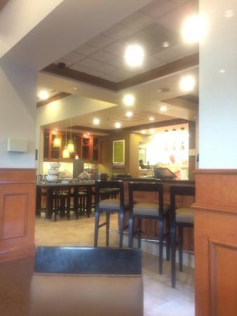 Hilton Garden Inn Columbia - Harbison : Food area