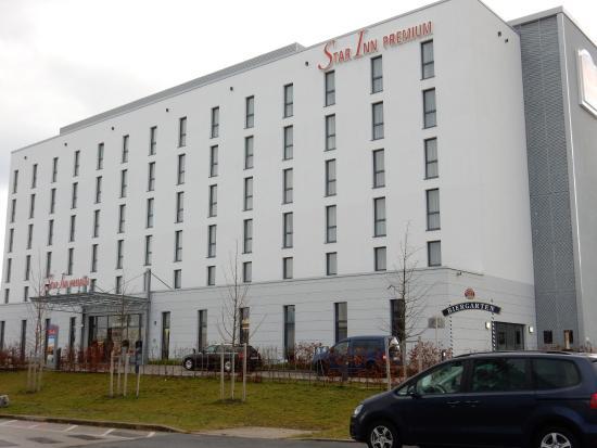 Comfort Hotel Star Inn Munchen Schwabing