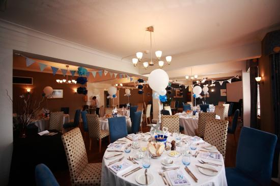 The Ardington Hotel Indigo Restaurant For Our Wedding Breakfast
