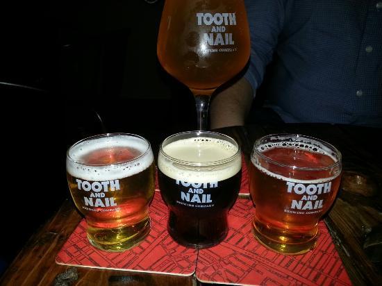 Tooth and nail ottawa ristorante recensioni numero di telefono