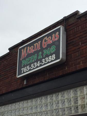 Mardi Gras Pizza Pub and Grill