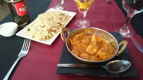 Indian Restaurant Mirchi Tarragona