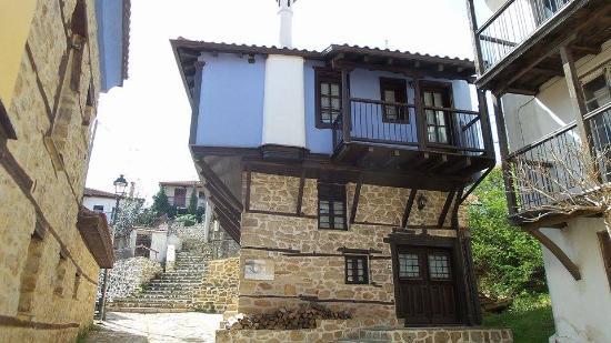 Αρναία, Ελλάδα: η γειτονια του μουσειου