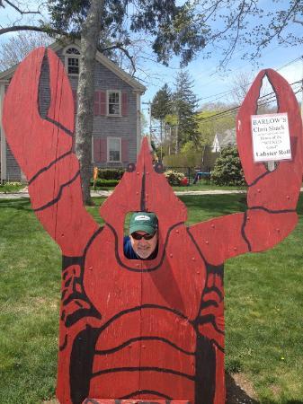 Buzzards Bay, Массачусетс: Lobby Lob