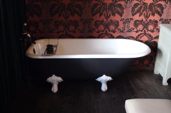 Vasca Da Bagno Esterna : Vasca da bagno in legno in acrilico doppia idromassaggio