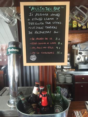 Cafe Menorca
