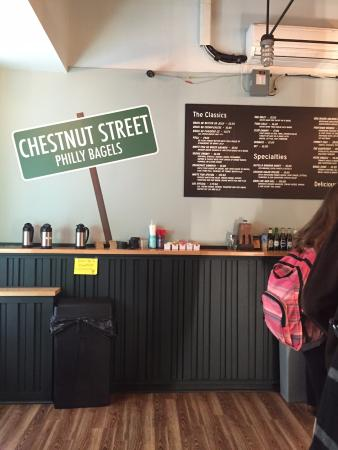 Chestnut Street Philly Bagels