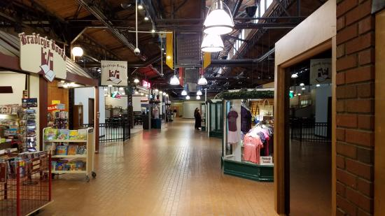 Inside Station Square