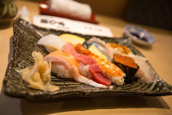 Sushi Iso