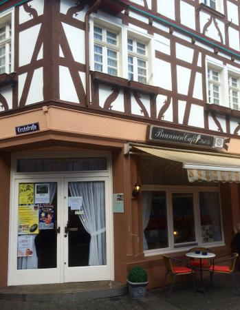 brunnencafe bad honnef restaurant reviews phone number photos tripadvisor. Black Bedroom Furniture Sets. Home Design Ideas