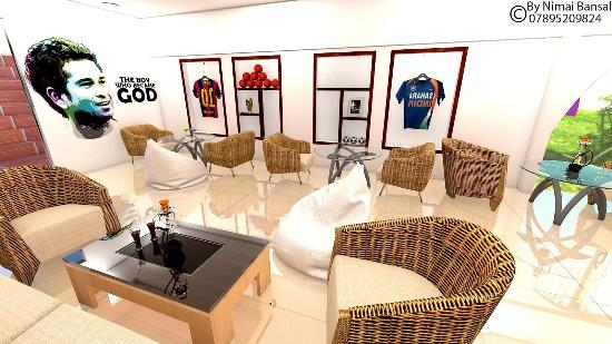 SS Sports Boutique & Sheesha Lounge