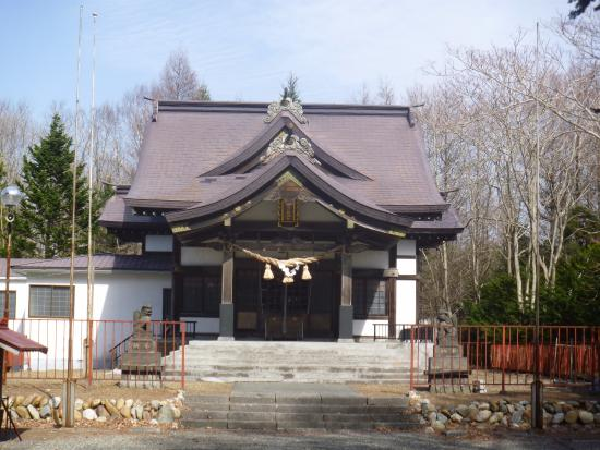 Oiwake Hachiman Shrine