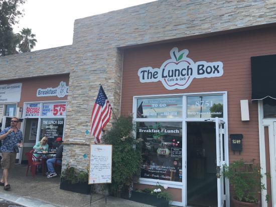 the lunch box cafe la mesa restaurant reviews photos rh tripadvisor com