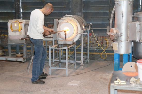 AMV - Atelier-musee du verre