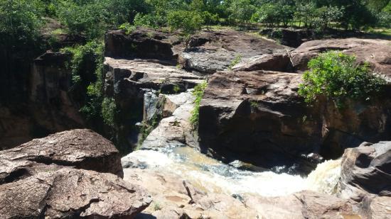 Rio Negro: Cachoeira do Rio do Peixe