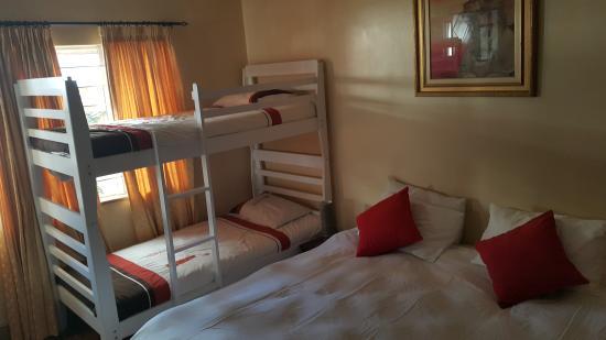 Gordon's Bay, Republika Południowej Afryki: Family Room