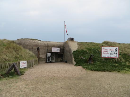 ‪The Channel Islands Military Museum‬
