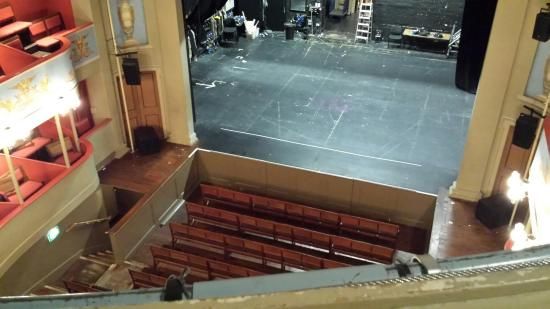 Theatre Royal, Bury St. Edmunds: 20160409_114712_large.jpg