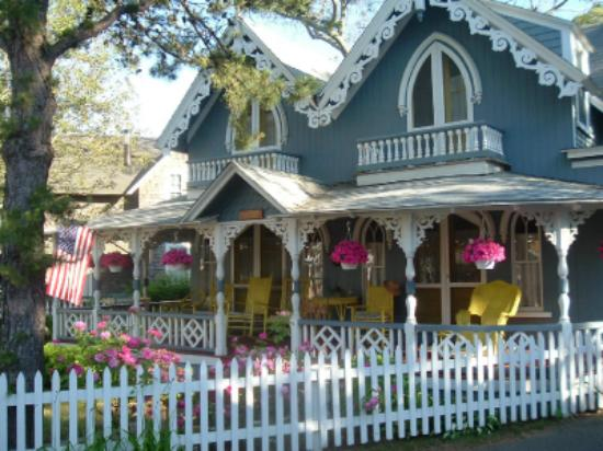 Oak Bluffs Gingerbread Cottages Picture Of Martha S Vineyard Sightseeing Oak Bluffs Tripadvisor