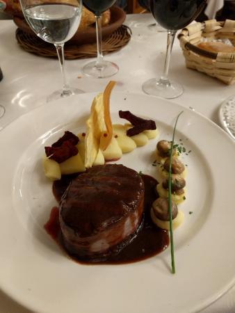 Meson del Cid: The Steak