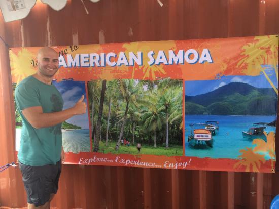 Pago Pago, Samoa Americana: Добро пожаловать на А.Самоа