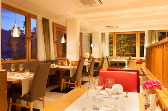 Hotel Kiendl: Dining room with air condition
