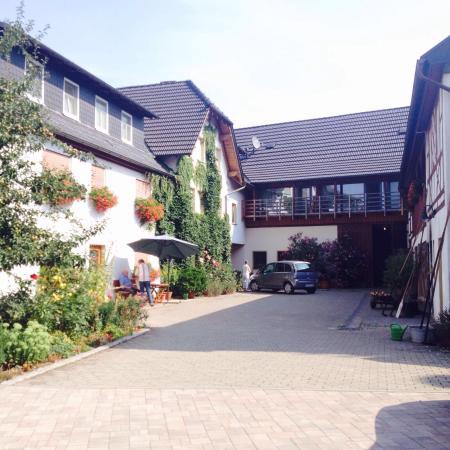Bad Staffelstein, Niemcy: Pension am Krausenbach