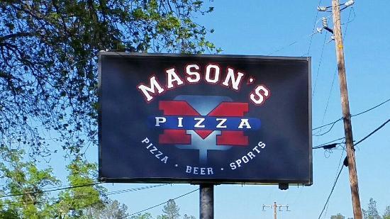 Mason's Pizza