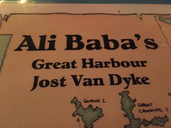 Ali Baba's : Great place!