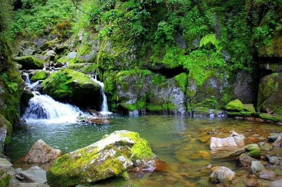 Cascading Waterfalls Third River