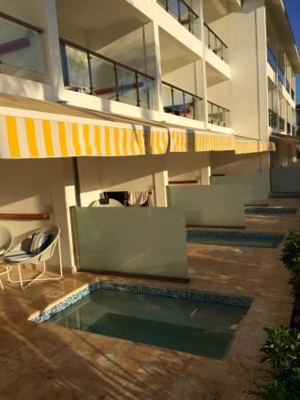 Ground Floor Rooms With Plunge Pools Picture Of Viva Wyndham V - Rooms with pools