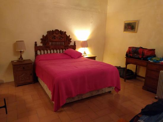 Casa Carmen: Bedroom