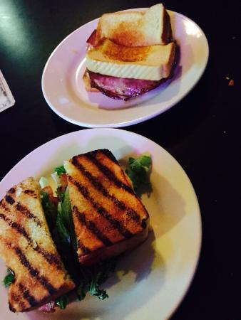Platteville, WI: BLT; ham and cheese.