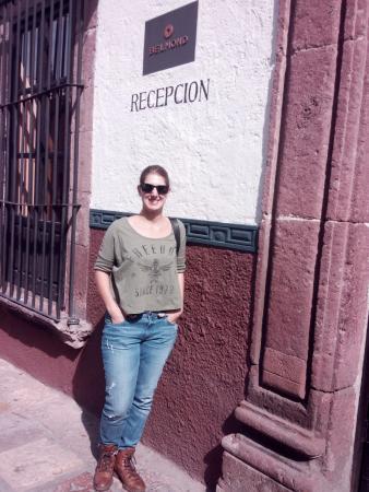 Belmond Casa de Sierra Nevada: entrada principal