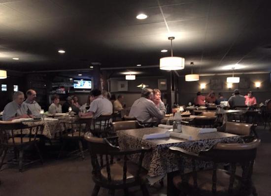 portion of dining area picture of sherman s restaurant greenville rh tripadvisor com