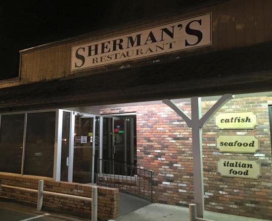 exterior picture of sherman s restaurant greenville tripadvisor rh tripadvisor com