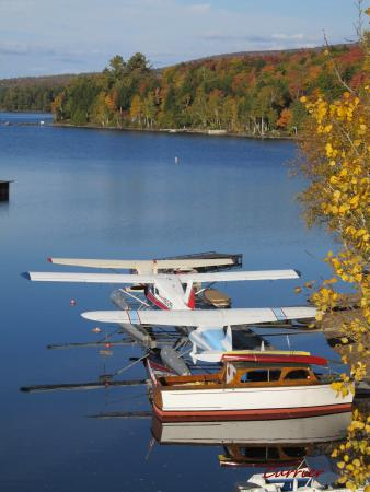 Greenville Junction, ME: Currier's Seaplane Base