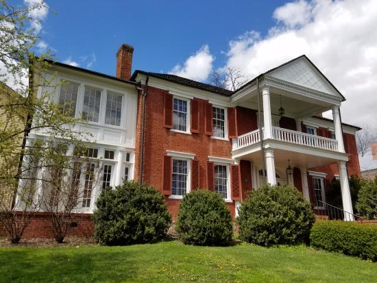 Greenbrier historical society and north house museum for North west house