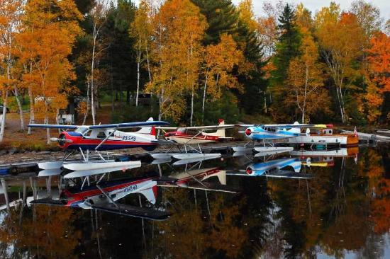 Greenville Junction, ME: Our Seaplanes