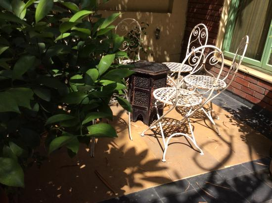 G - 49 Bed & Breakfast: Terrace