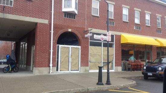 Piermont, estado de Nueva York: Place is either closed down now or going thru some upgrades
