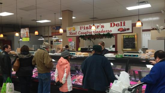Springfield - Delaware County, PA: One Of Many Places For Fresh Meats!